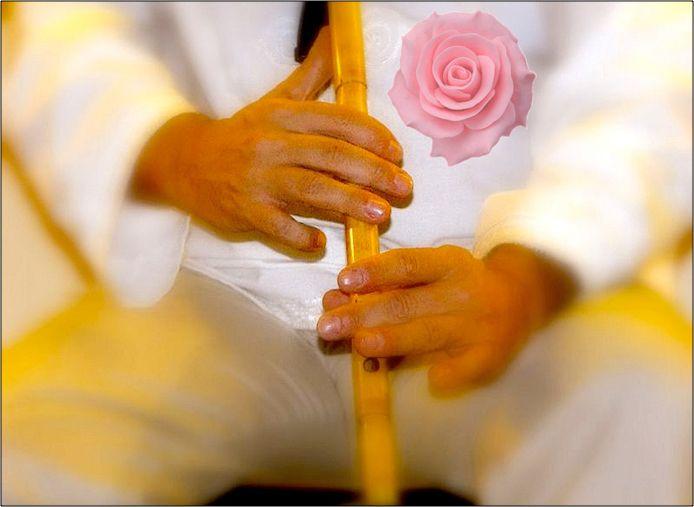 El Ney como instrumento de sanación