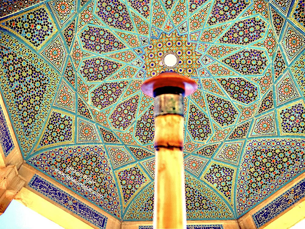Ney y cupula Hafez 1000