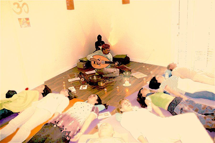 Taller de Musica Sufi Sanadora en Alhaurin
